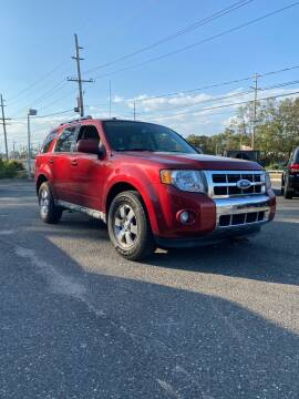2012 Ford Escape for sale at CANDOR INC in Toms River NJ