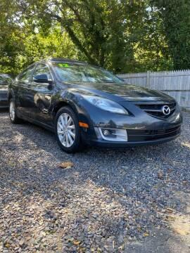 2012 Mazda MAZDA6 for sale at CANDOR INC in Toms River NJ