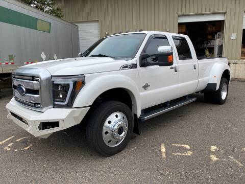 2016 Ford F-450 Super Duty for sale at CANDOR INC in Toms River NJ