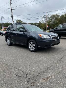 2014 Subaru Forester for sale at CANDOR INC in Toms River NJ