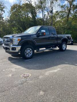 2011 Ford F-350 Super Duty for sale at CANDOR INC in Toms River NJ