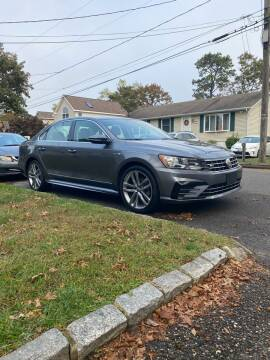 2017 Volkswagen Passat for sale at CANDOR INC in Toms River NJ