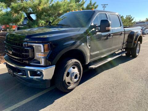 2017 Ford F-350 Super Duty for sale at CANDOR INC in Toms River NJ