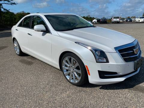2016 Cadillac ATS for sale at CANDOR INC in Toms River NJ