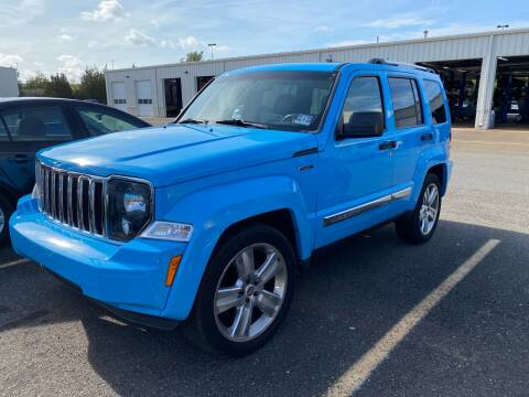 2012 Jeep Liberty for sale at CANDOR INC in Toms River NJ