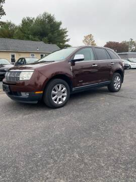 2009 Lincoln MKX for sale at CANDOR INC in Toms River NJ