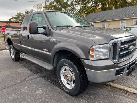 2005 Ford F-350 Super Duty for sale at CANDOR INC in Toms River NJ
