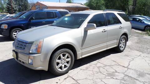 2009 Cadillac SRX