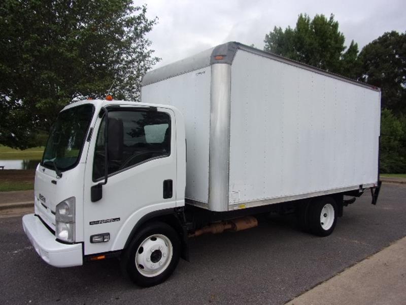 2009 Isuzu NPR Box Truck   Hamilton AL