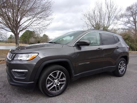 2017 Jeep Compass for sale in Hamilton, AL