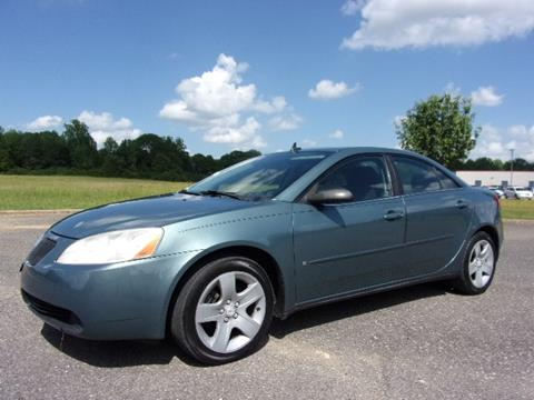 2009 Pontiac G6 for sale in Hamilton, AL