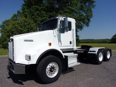 2010 Kenworth T800 for sale in Hamilton, AL