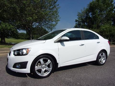 2012 Chevrolet Sonic for sale in Hamilton, AL