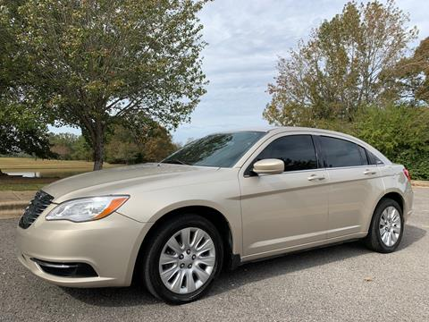 2014 Chrysler 200 for sale in Hamilton, AL