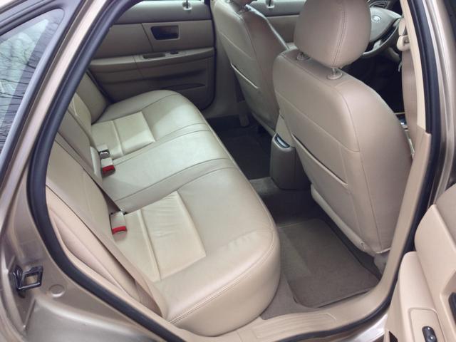 2007 Ford Taurus SEL Fleet 4dr Sedan - Danbury CT
