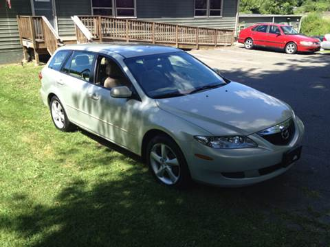 2004 Mazda 6 for sale at CarsForSaleNYCT in Danbury CT