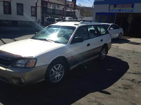 2004 Subaru Outback for sale at CarsForSaleNYCT in Danbury CT