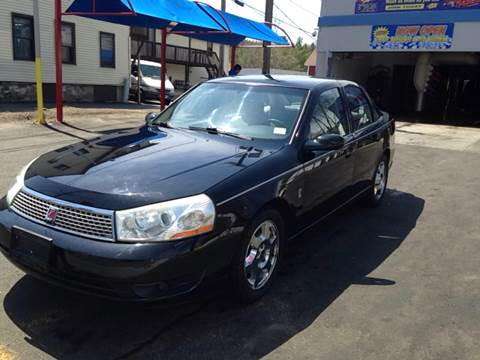 2005 Saturn L300 for sale at CarsForSaleNYCT in Danbury CT