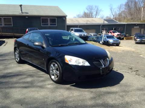 2006 Pontiac G6 for sale at CarsForSaleNYCT in Danbury CT