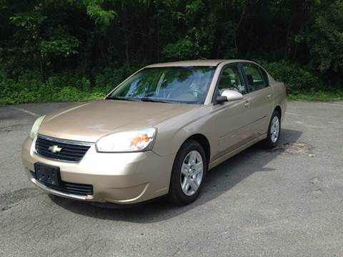 2006 Chevrolet Malibu for sale at CarsForSaleNYCT in Danbury CT