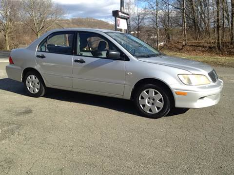 2003 Mitsubishi Lancer for sale at CarsForSaleNYCT in Danbury CT