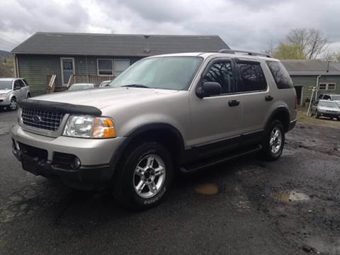 2003 Ford Explorer for sale at CarsForSaleNYCT in Danbury CT