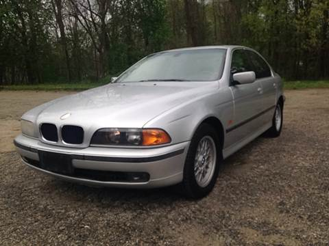 2000 BMW 5 Series for sale at CarsForSaleNYCT in Danbury CT