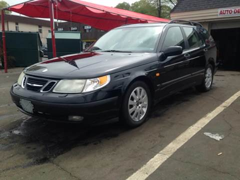 2002 Saab 9-5 for sale at CarsForSaleNYCT in Danbury CT