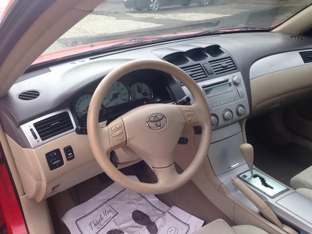 2004 Toyota Camry Solara SE Sport 2dr Coupe - Danbury CT