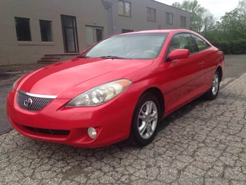 2004 Toyota Camry Solara for sale at CarsForSaleNYCT in Danbury CT
