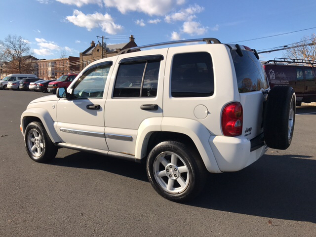 2006 Jeep Liberty Limited 4dr SUV 4WD - Danbury CT