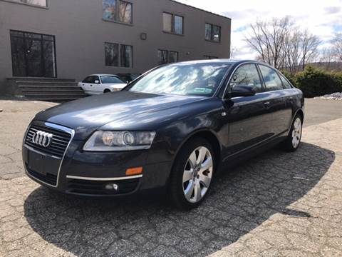 2006 Audi A6 for sale at CarsForSaleNYCT in Danbury CT