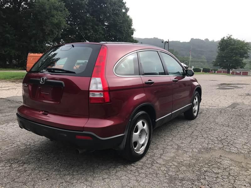 2007 Honda CR-V AWD LX 4dr SUV - Danbury CT