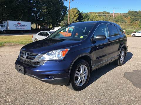 2010 Honda CR-V EX for sale at CarsForSaleNYCT in Danbury CT