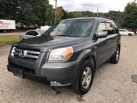 2008 Honda Pilot SE for sale at CarsForSaleNYCT in Danbury CT