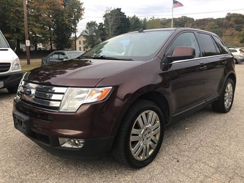 2010 Ford Edge Limited for sale at CarsForSaleNYCT in Danbury CT