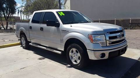 2014 Ford F-150 for sale in Tucson, AZ