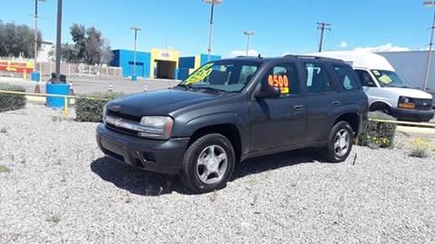 2007 Chevrolet TrailBlazer for sale in Tucson, AZ