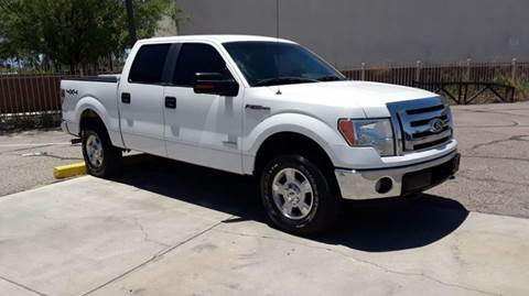2011 Ford F-150 for sale in Tucson, AZ