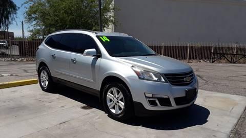 2014 Chevrolet Traverse for sale in Tucson, AZ