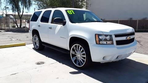 2007 Chevrolet Tahoe for sale in Tucson, AZ