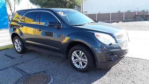 2012 Chevrolet Equinox for sale in Tucson, AZ