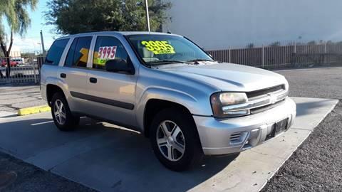 2005 Chevrolet TrailBlazer for sale in Tucson, AZ
