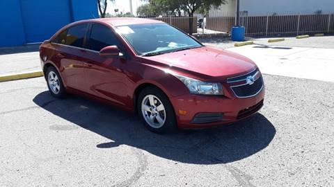 2014 Chevrolet Cruze for sale in Tucson, AZ