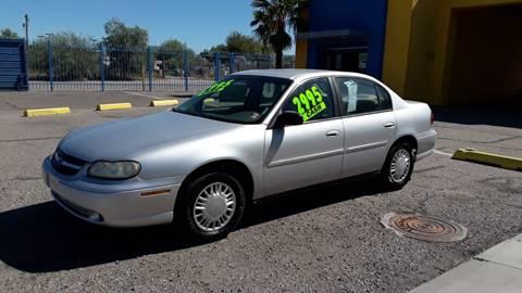 2003 Chevrolet Malibu for sale in Tucson, AZ