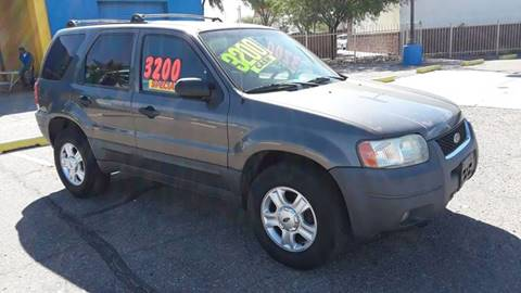 2004 Ford Escape for sale in Tucson, AZ