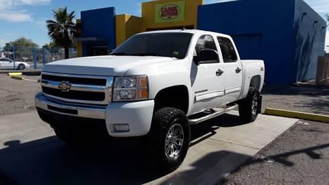Used Trucks Tucson >> 2011 Chevrolet Silverado 1500 For Sale In Tucson Az