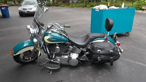 2009 Harley-Davidson FLSTC HERITAGE SOFT TAIL CLASI for sale in Cranston, RI