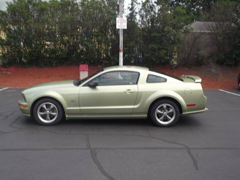 2005 Ford Mustang for sale in Cranston, RI
