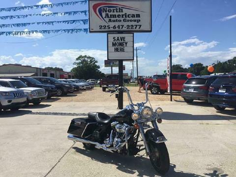 2013 Harley-Davidson Road King for sale in Gonzales, LA